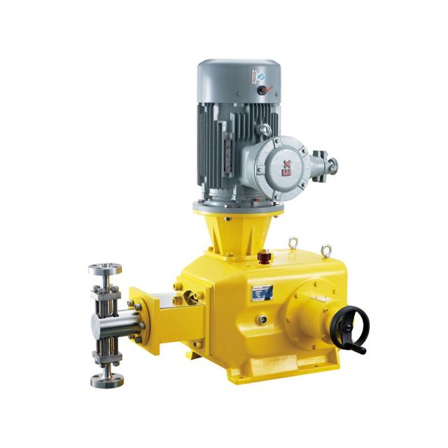 J-T系列柱塞式計量泵